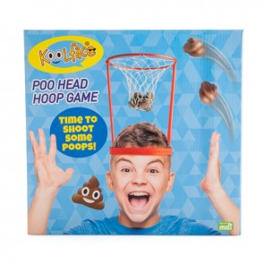 Poo Head Hoop Game - 1