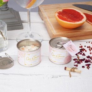 Gin & Tonic Ring Pull Candle - 1