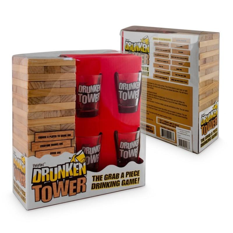 Drunken Tower Game - 1