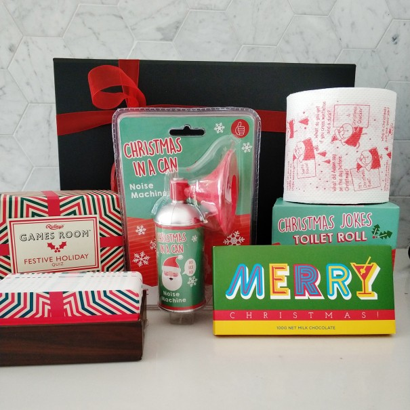 Merry Christmas Gift Box - 1