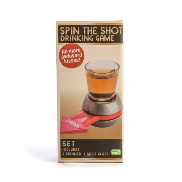 Spin The Shot - 1