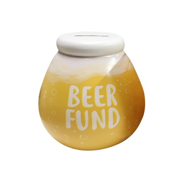 Beer Fund Money Pot - 1