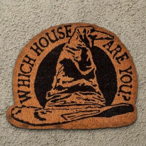 Harry Potter - Sorting Hat Which House Are You Doormat - 1