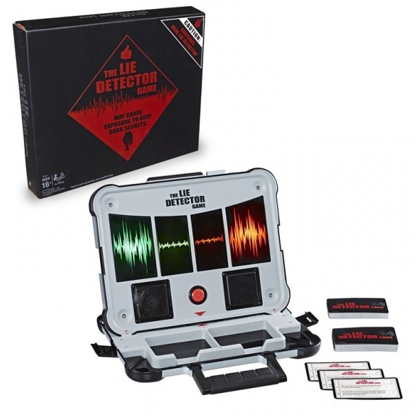 The Lie Detector Game Adult Party Electronic Game - 1