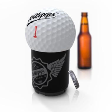 Bottlepops Original Golf Talking Bottle Opener - 1