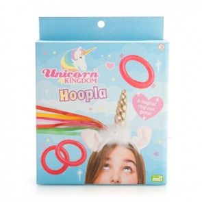 Unicorn Headband Hoop Game - 1