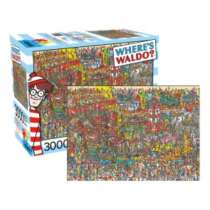 Where's Waldo 3000pc Puzzle - 1
