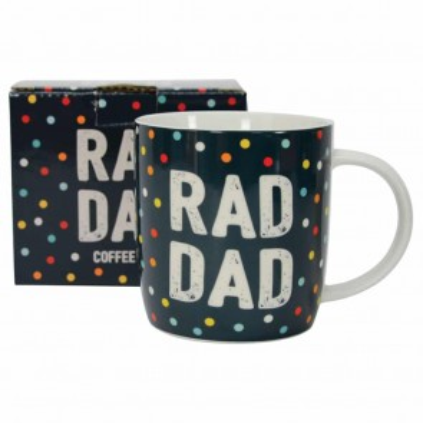 Rad Dad Coffee Mug - 1