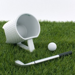 The Putting Golf Mug