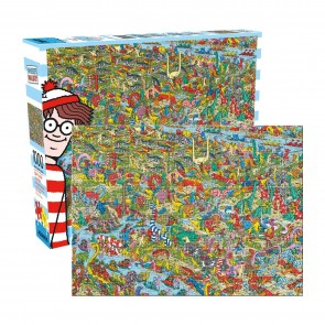 Where's Waldo 1000pc Puzzle