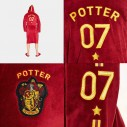 Harry Potter - Quidditch Fleece Bathrobe - 2