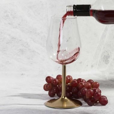 Aerating Vino Glass - 4