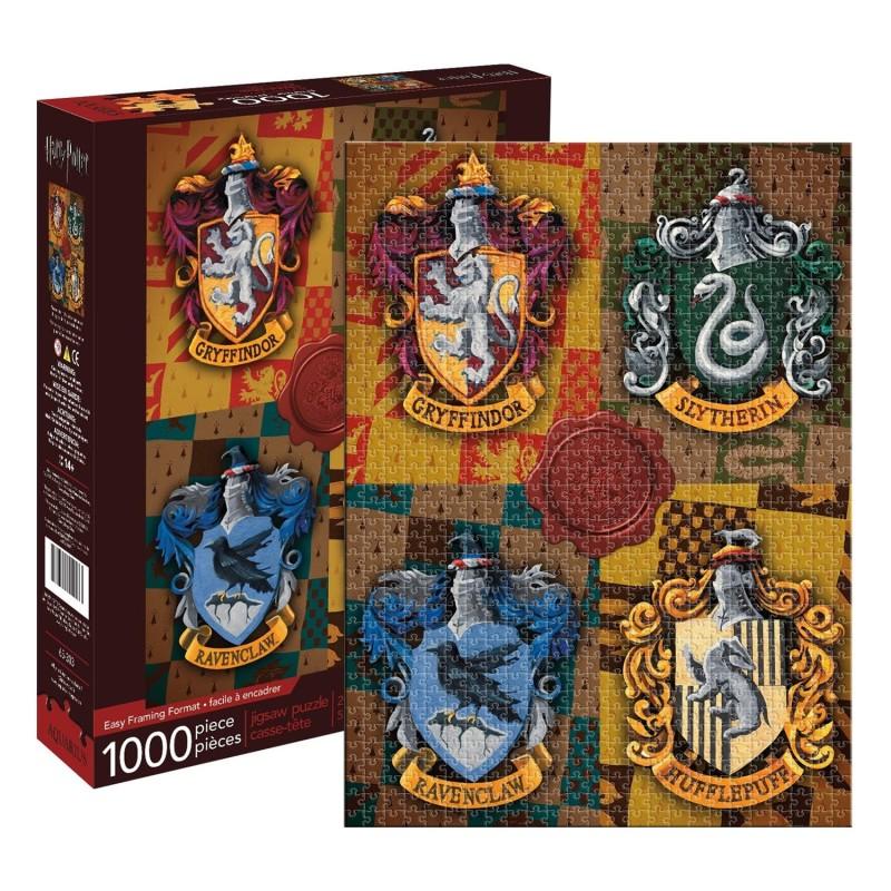 Harry Potter – Crests 1000pc Puzzle