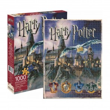 Harry Potter Hogwarts 1000pc Puzzle