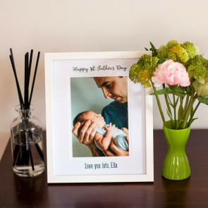 Personalised Photo Frame for Dad, Pop & Pa - 1