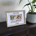 Personalised Photo Frame For Mum, Grandma & Nan - 4