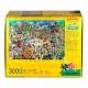 SpongeBob SquarePants 3000pc Puzzle - 3