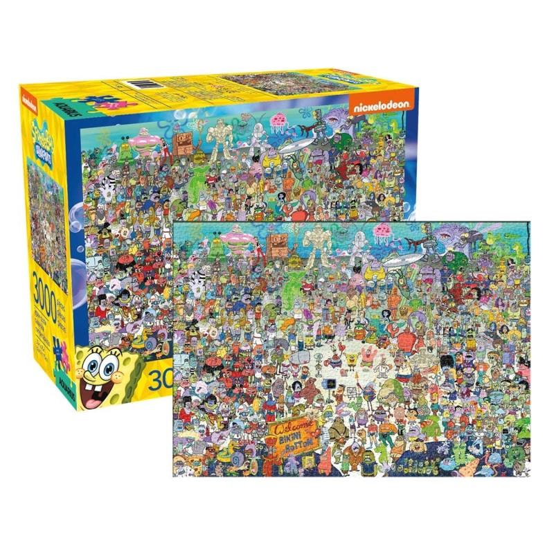 SpongeBob SquarePants 3000pc Puzzle
