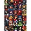Marvel Heroes Collage 1000 Piece Jigsaw Puzzle - 2