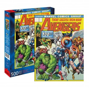 Marvel – Avengers Cover 500 Piece Jigsaw Puzzle