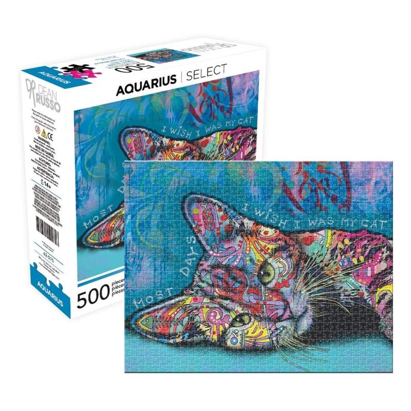 Dean Russo – Cat 500pc Puzzle