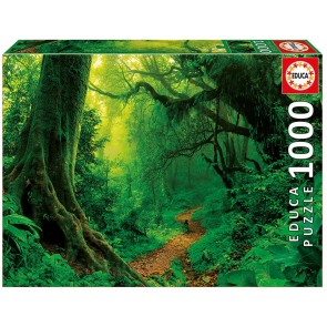 Enchanted Forest 1000 Pieces Jigsaw Puzzle - 1