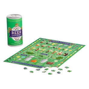 Beer Lovers 500pc Jigsaw Puzzle by Games Room - 1